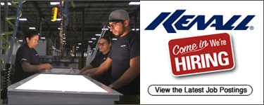 Kenall Manufacturing - Job Postings